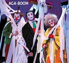AGA-BOOM - Theater of Physical Comedy Image