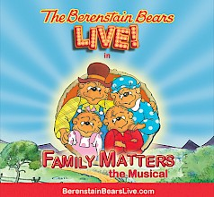The Berenstain Bears LIVE! Image