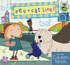 Peg + Cat - Live! Image