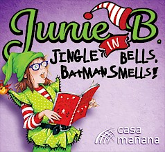 Junie B. in Jingle Bells, Batman Smells Image