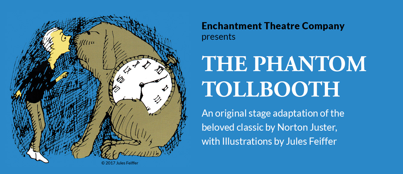 The Phantom Tollbooth Header