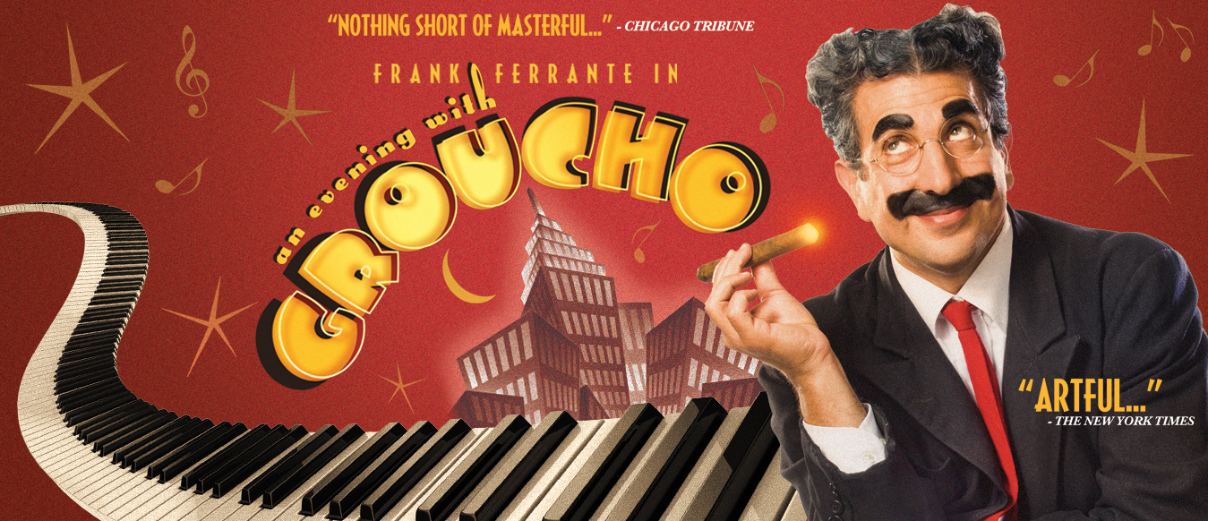 An Evening with Groucho Header