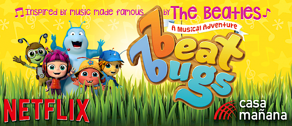 Beat Bugs: A Musical Adventure Image