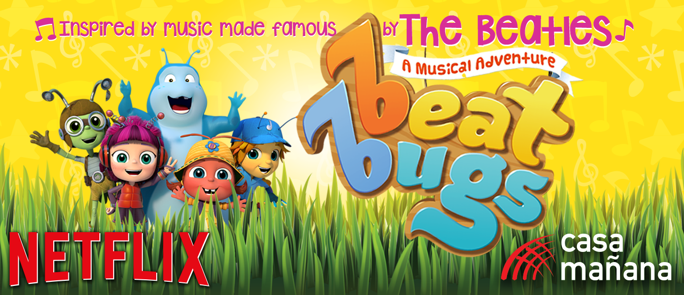 Beat Bugs: A Musical Adventure Header