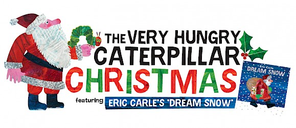 The Very Hungry Caterpillar Christmas Featuring