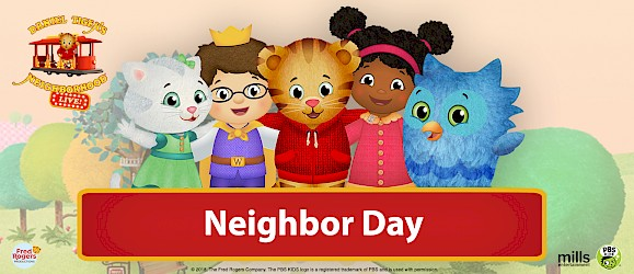 DANIEL TIGER'S NEIGHBORHOOD LIVE PRESENTS